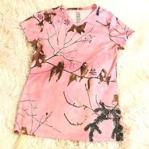 Realtree Pink Camo Shirt